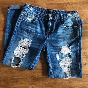 Zara Trafaluc Boyfriend Jeans